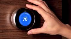 nesting thermostat